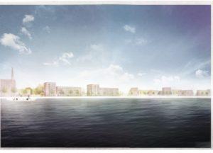 Städtebaulicher Ideenwettbewerb Kistner-Gelände Teilbereich I und II Bremerhaven