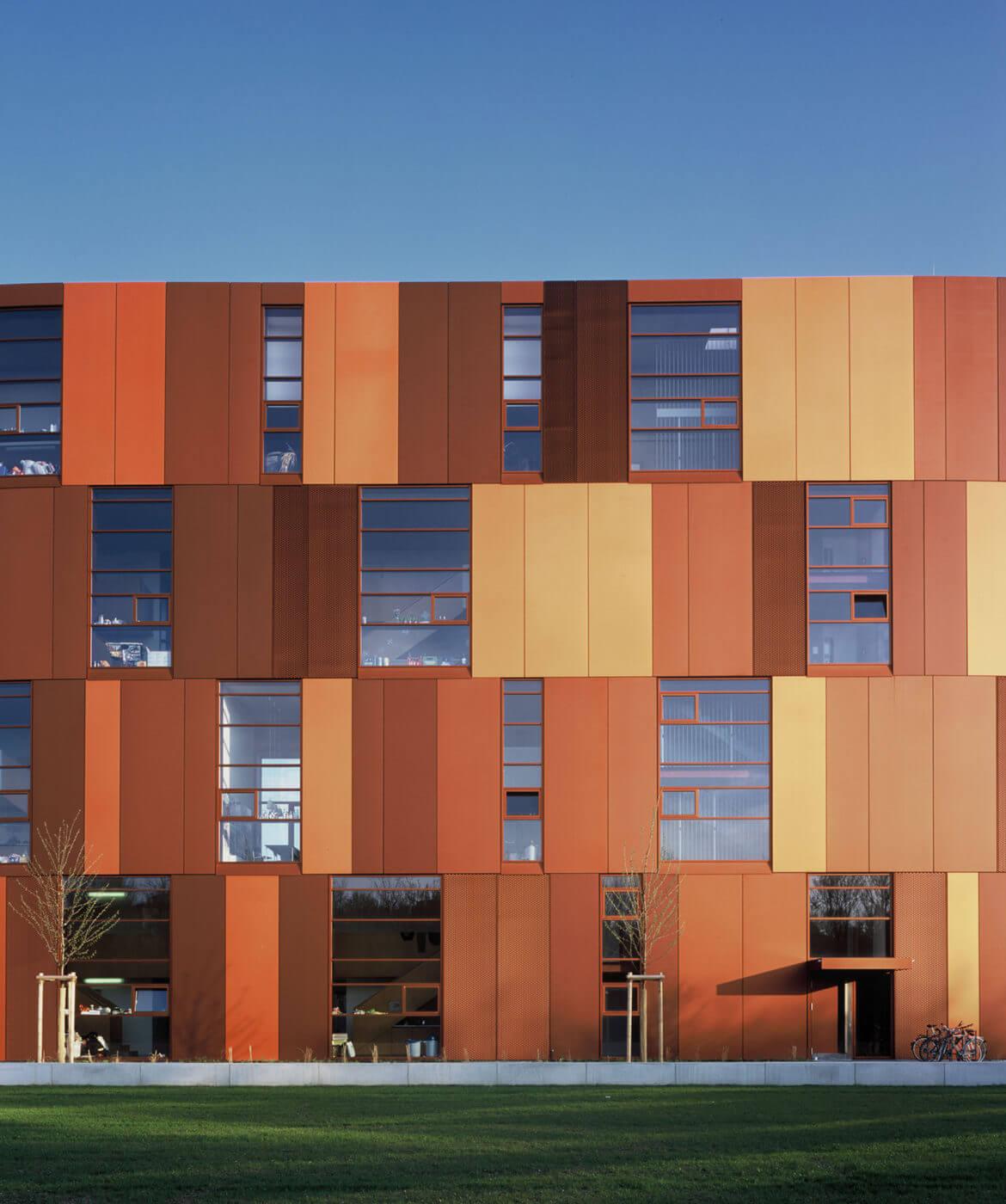 Studentenwerk Wohnen Wohnheime In Saarbr: Spengler Wiescholek