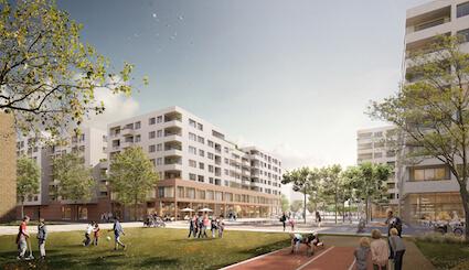 Schönhofviertel Frankfurt am Main